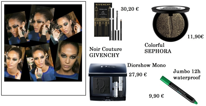 Le make up de joan small by Pat McGrath