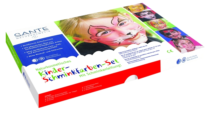 SANTE NATURKOSMETIK Kit maquillage enfants