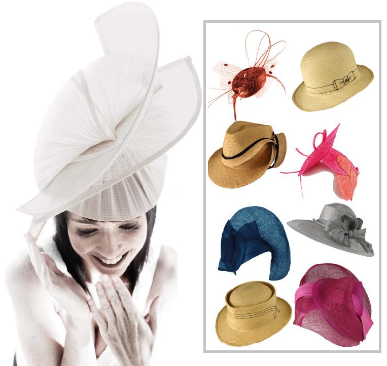 nouvelles variétés Pré-commander choisir le plus récent Mariage : Les Chapeaux Celine Robert – TrendysLeMag