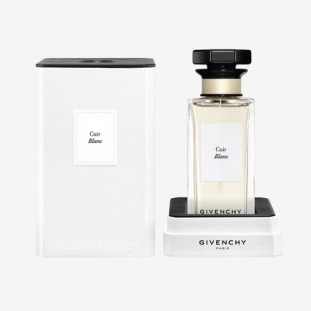 Cuir blanc de Givenchy