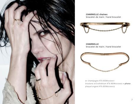 bracelet de main Charnelle