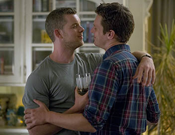 Russell Tovey, Jonathan Groff
