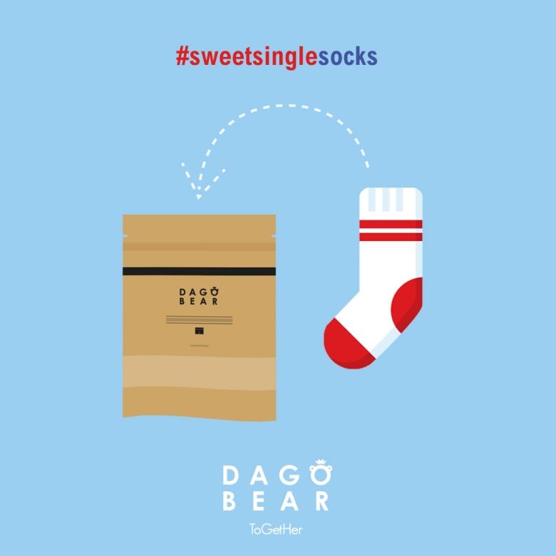 Sweet Single Socks 3