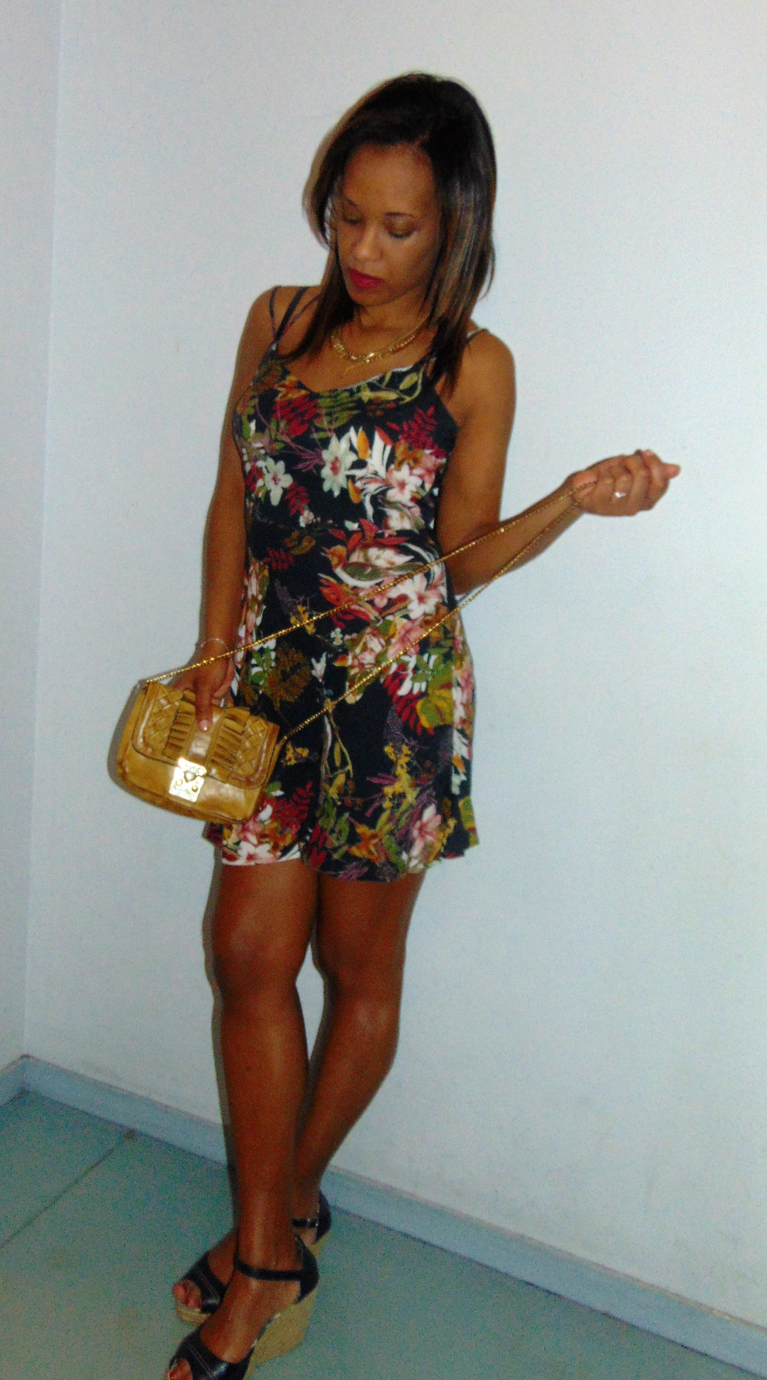 f79cca64f97 LOOK  Ma petite robe à fleurs – TrendysLeMag