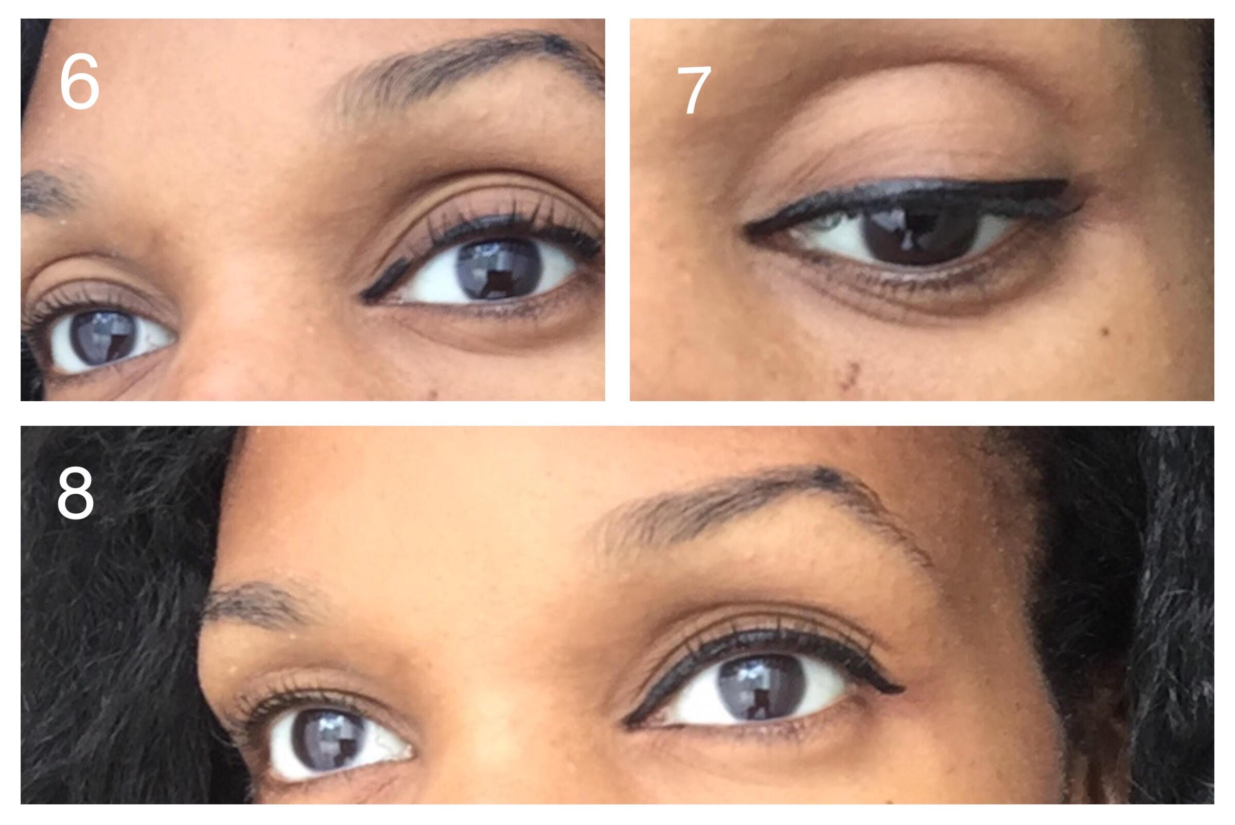 Beaute comment bien mettre son eye liner trendyslemag - Comment mettre de l eye liner ...