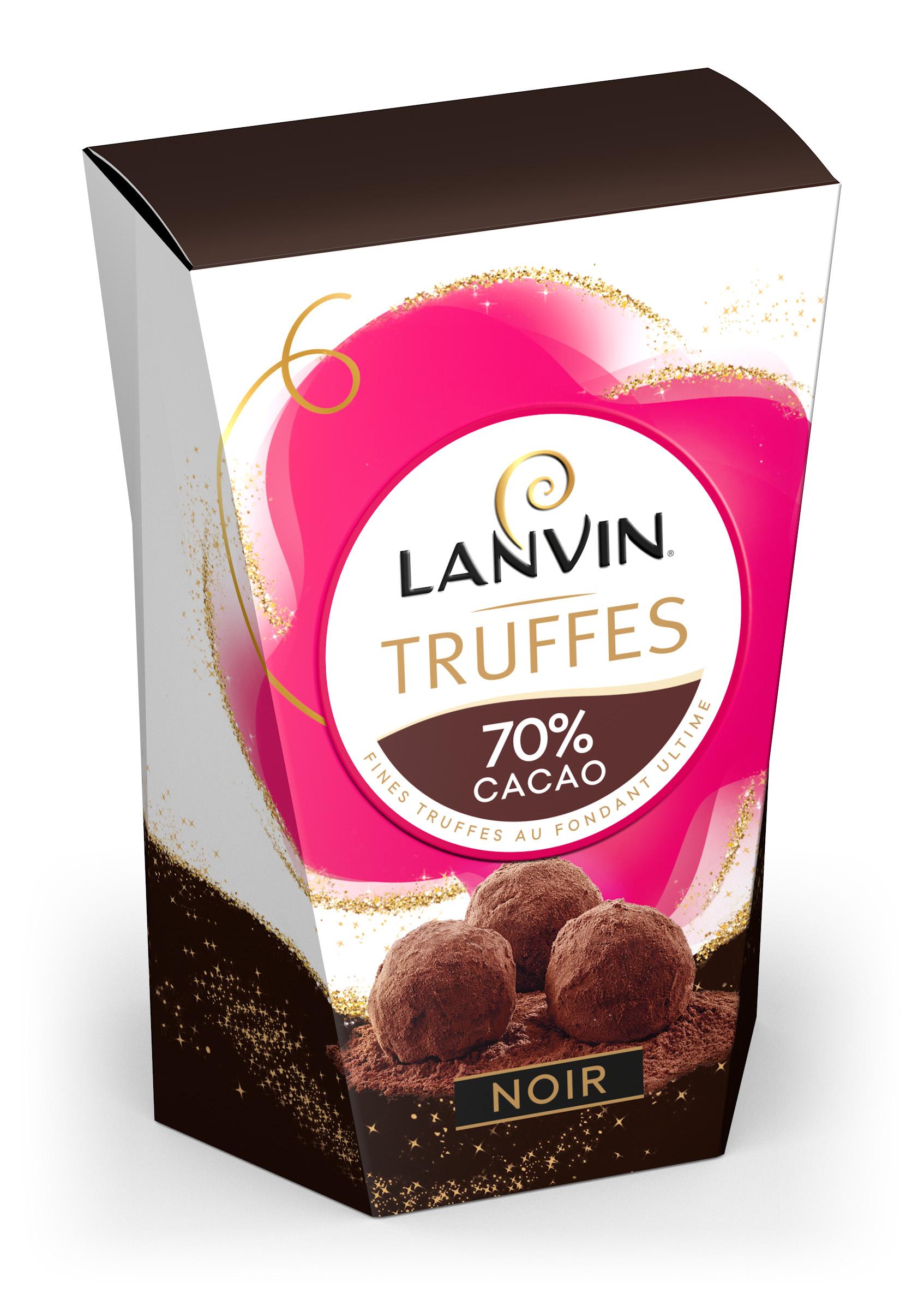 Home d guster des chocolats lanvin sur les toits de - Maison des truffes paris ...