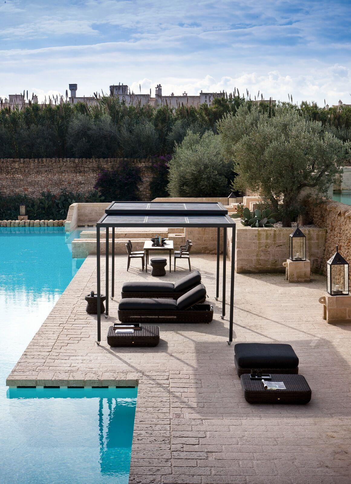 Home design comment avoir une terrasse trendy for Accessoire piscine deco