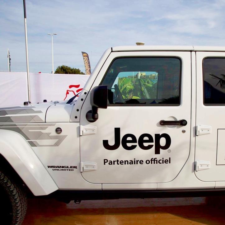 Jeep Partenaire officiel
