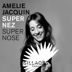 Parfumeur Amélie Jacquin