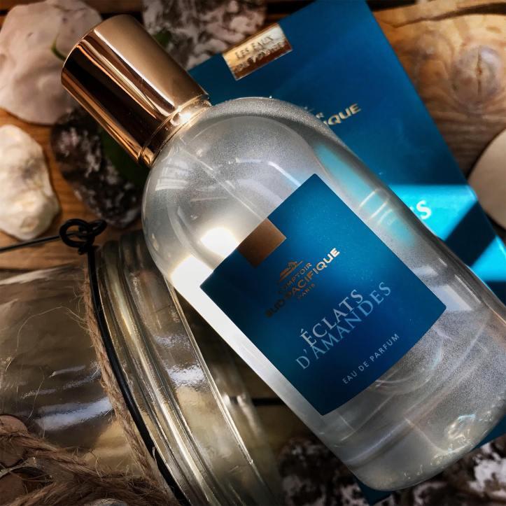 Test Beauté Parfum éclat Damandes Trendyslemag