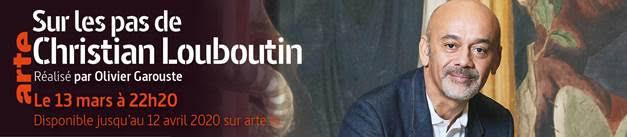 """""""Sur les pas de Christian Louboutin"""""""